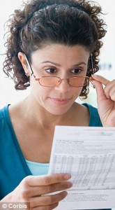 The Three Most Common Credit Report Errors